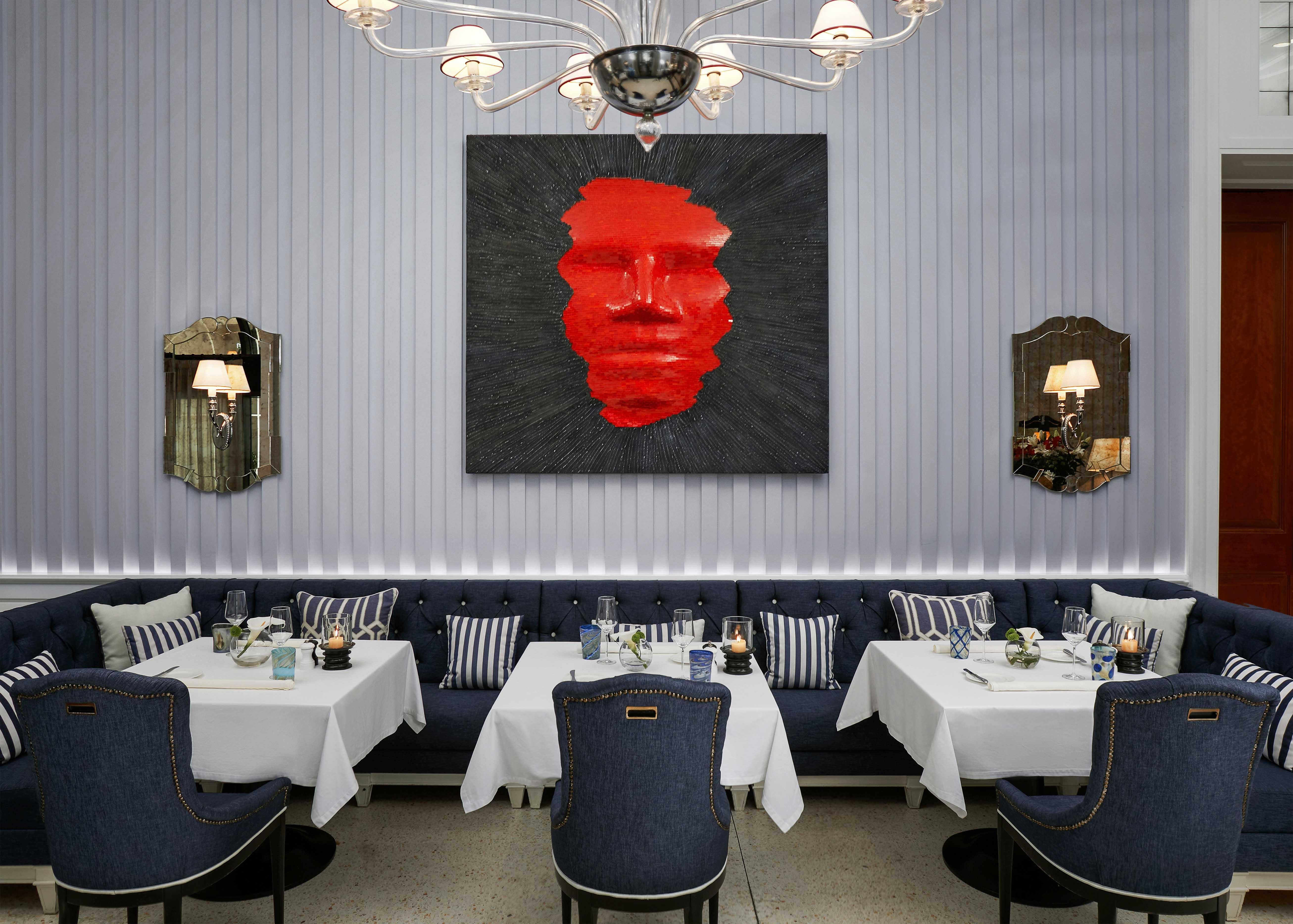 Murano Restaurant Regent Porto Montenegro