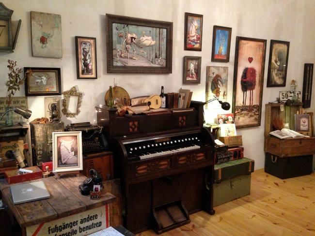 Skallywag Gallery
