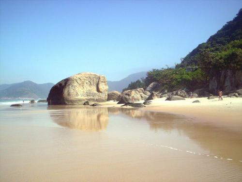 Пляж Praia de Abricó