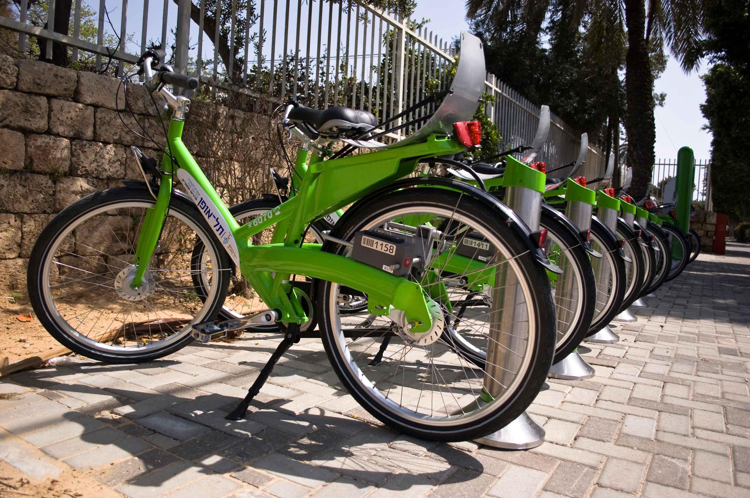 Велопрокаты