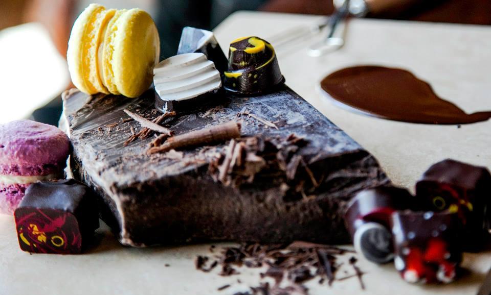 Шоколадная студия Poyet