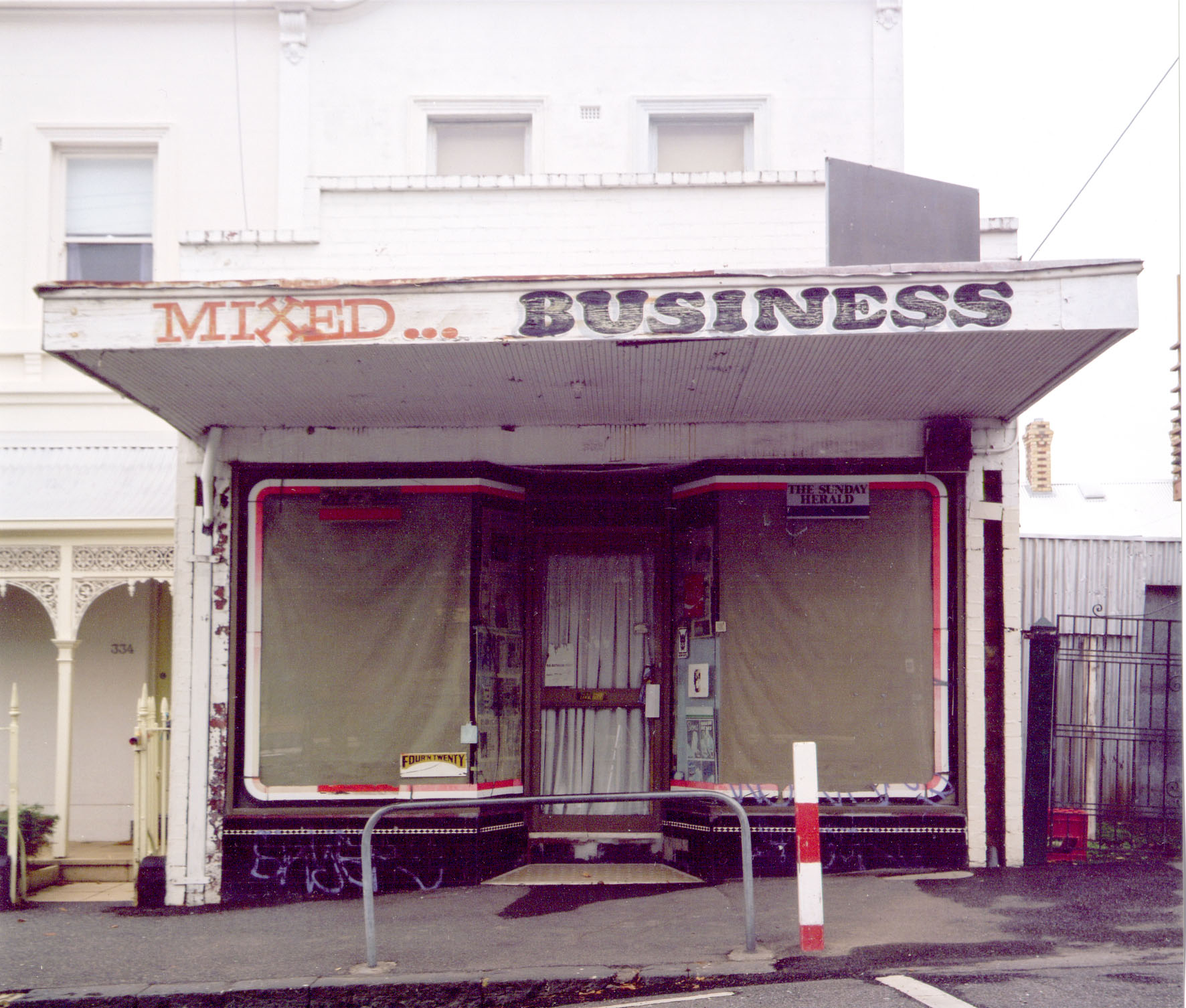 Mixed Business