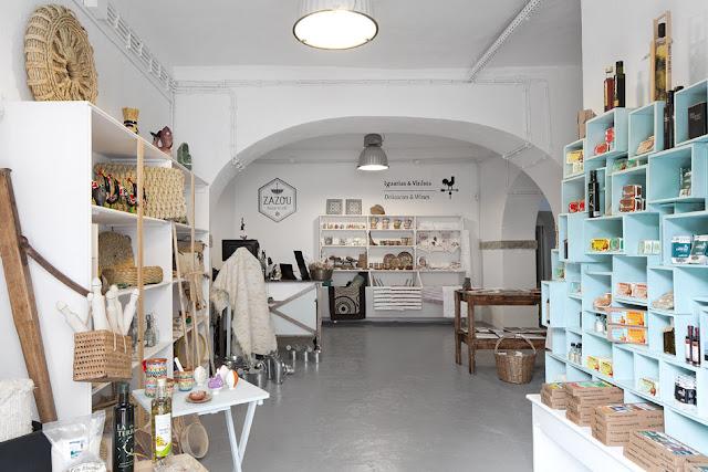 Zazou — Bazar & Café