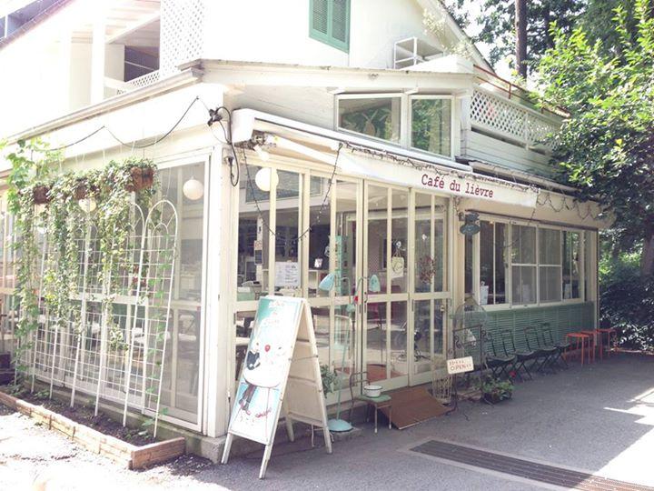 Cafe du Lievre