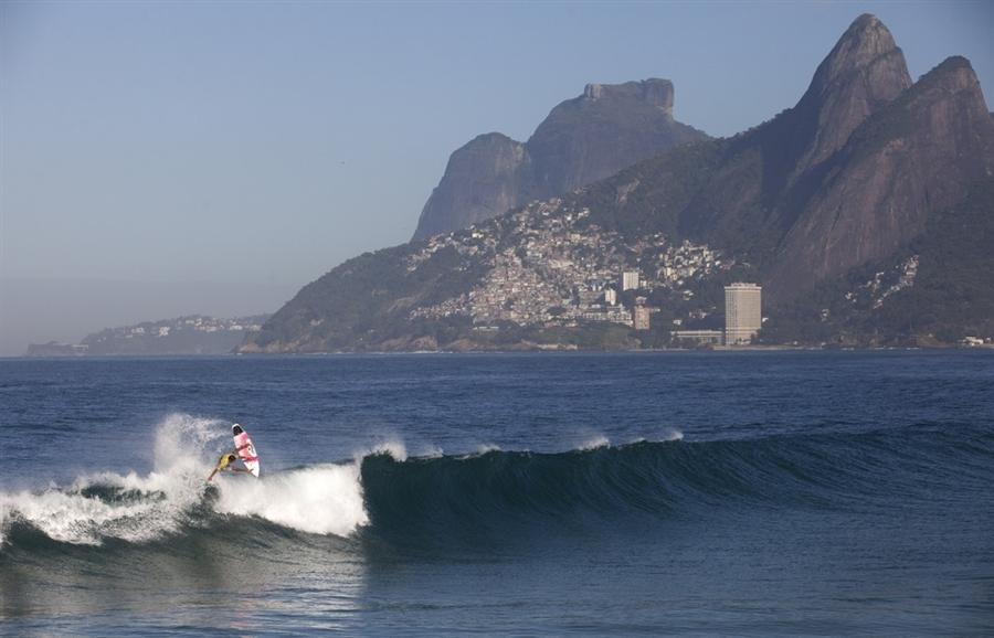 Выходной в лучших парках Рио