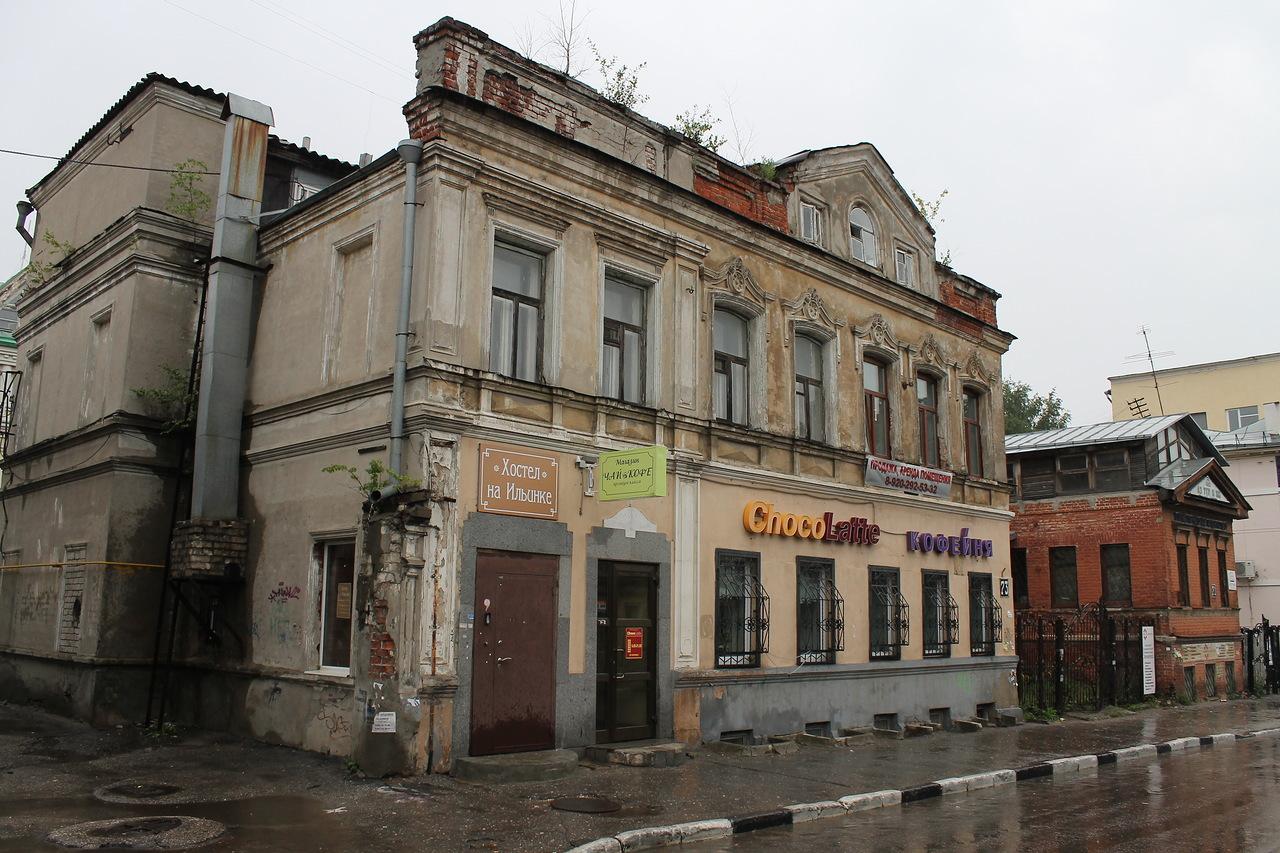 Прогулка по Грузинской улице