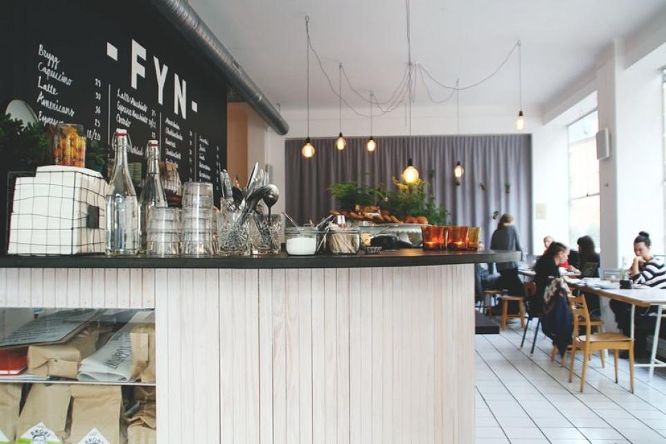 Эко-кафе Fyn