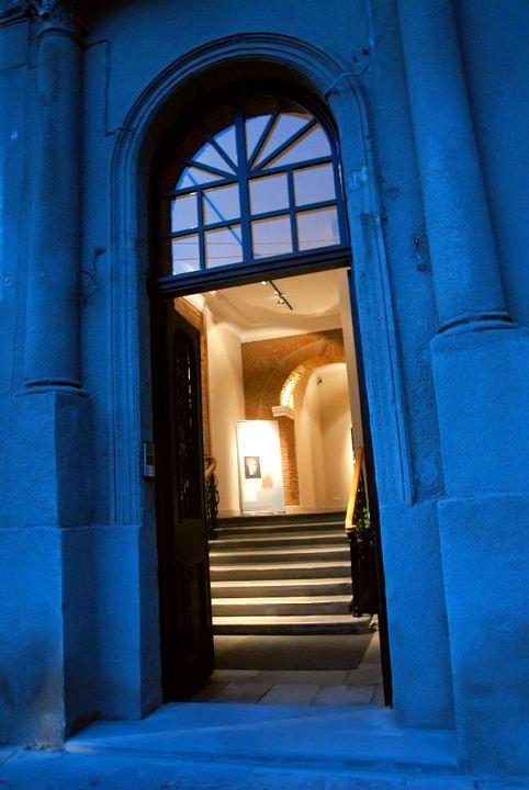 Выставочный зал Ладо Гудиашвили