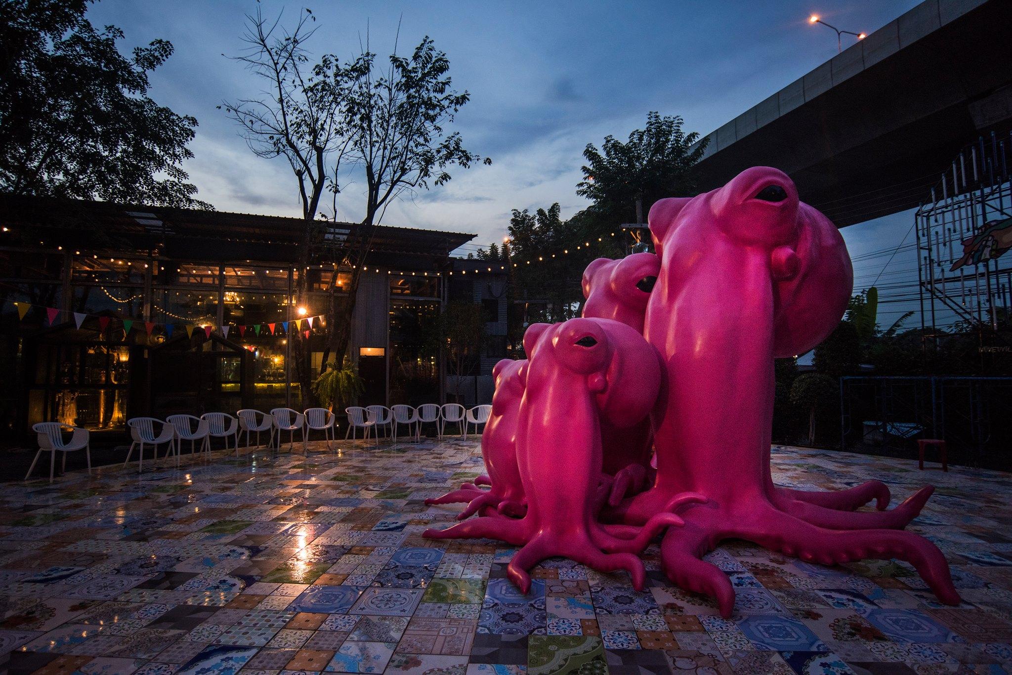 Неординарные и современные заведения Бангкока