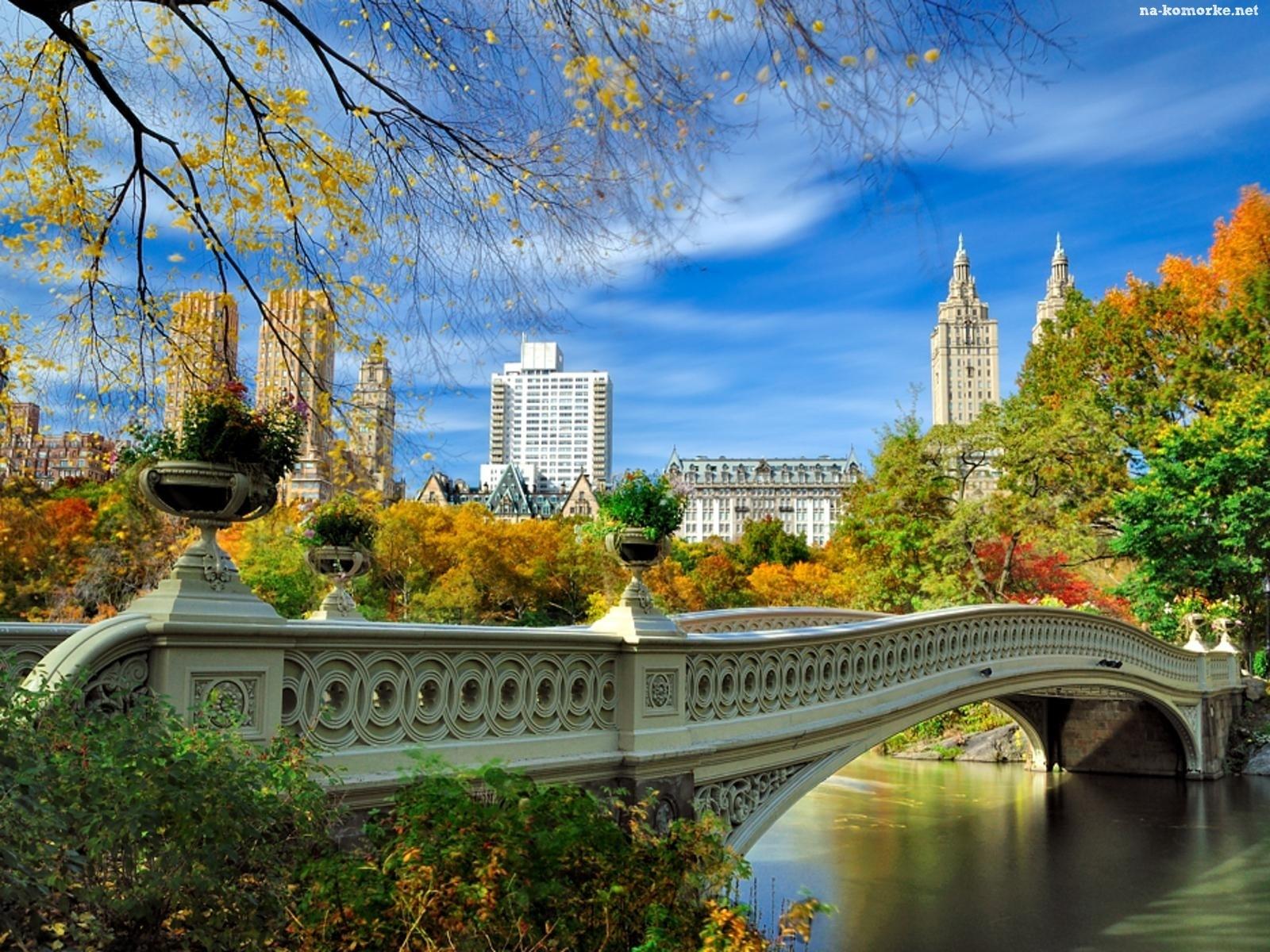 День в главном парке Нью-Йорка: гид по Central Park