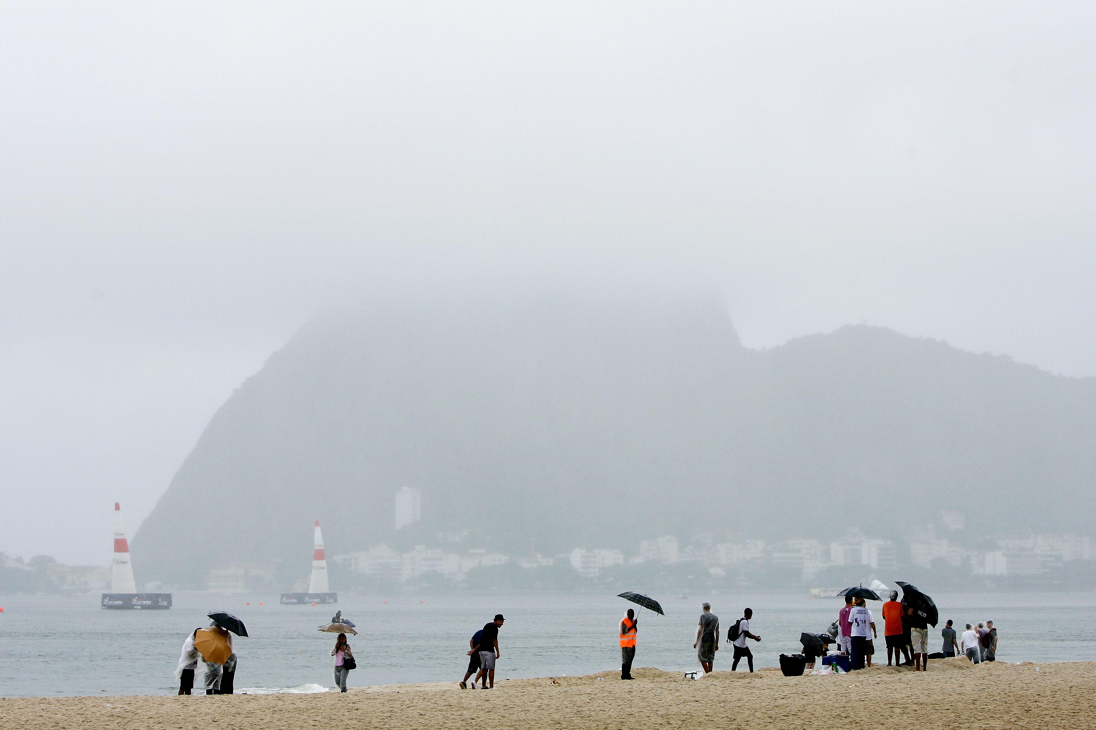 Что делать дождливым днем в Рио