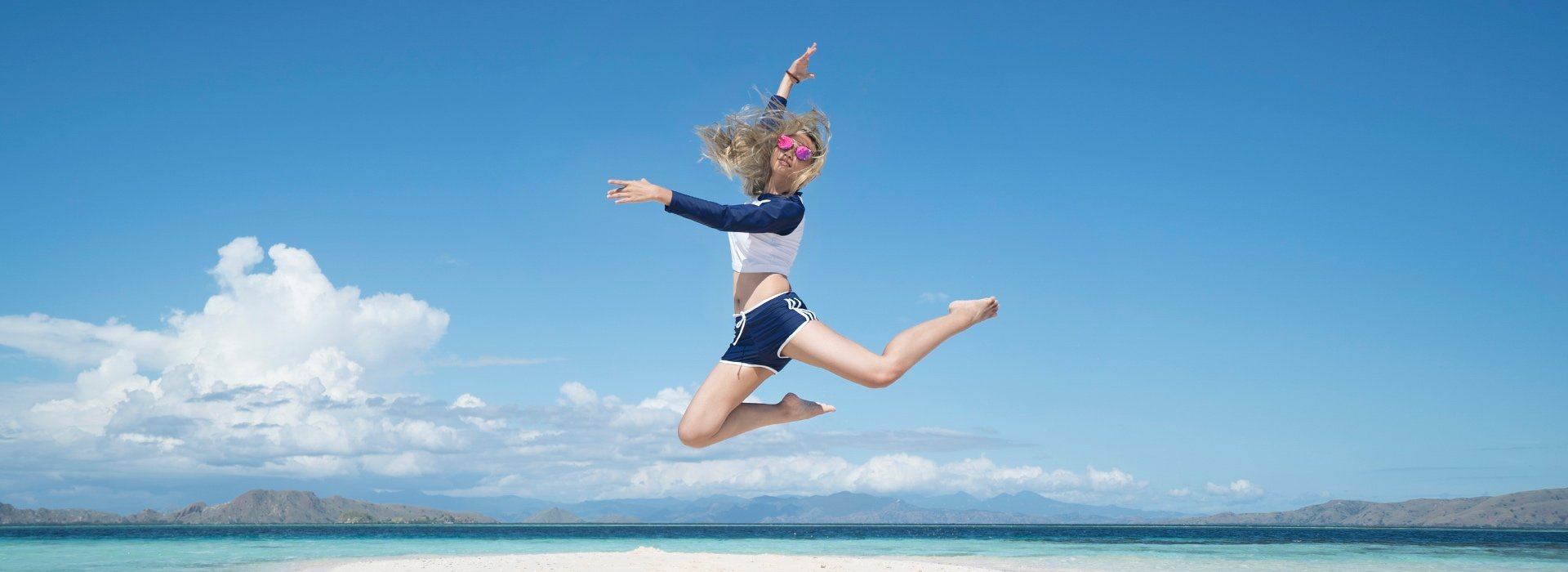 Прыжок в лето