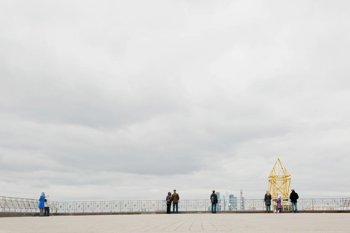 Тихая Москва