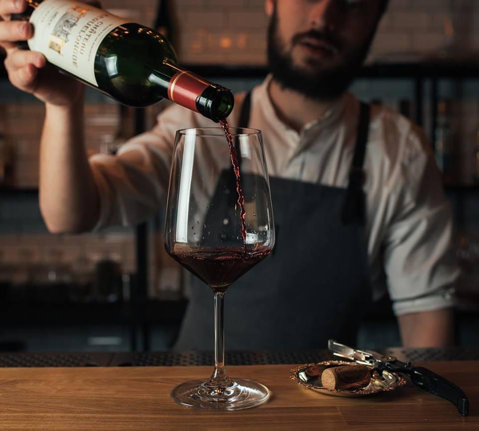 Бар «33 вино и тапас»