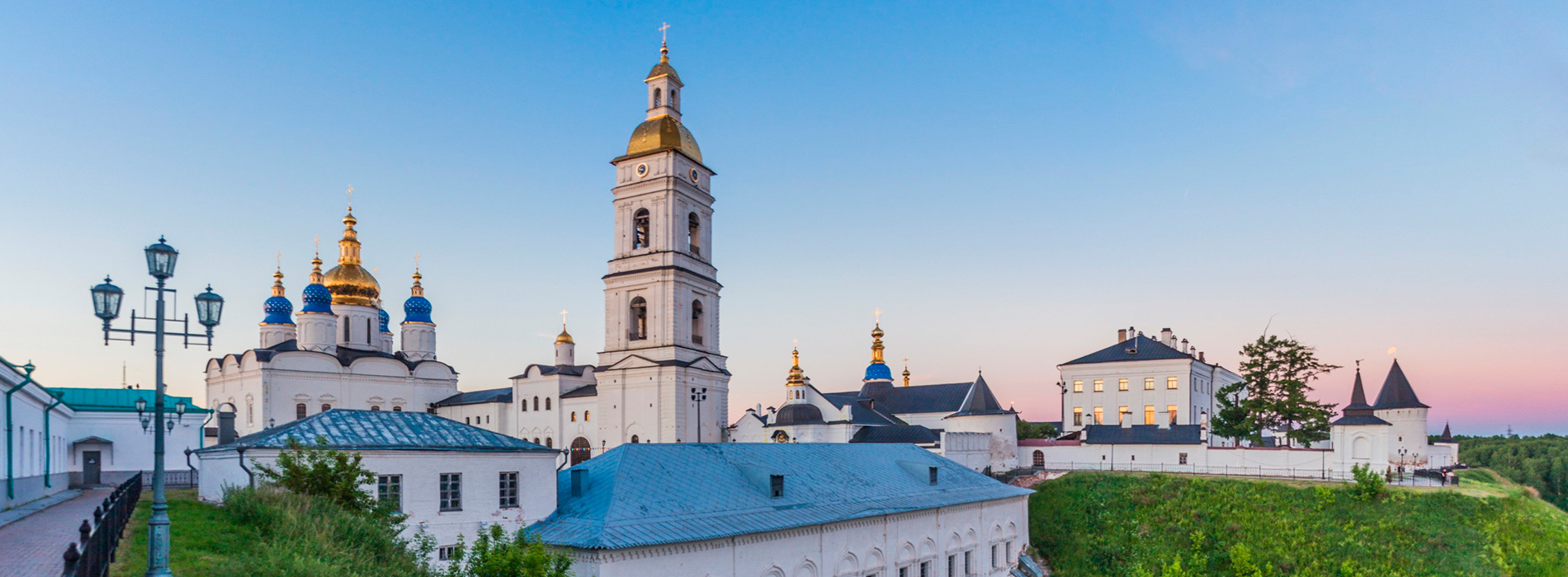 Знакомство с самым старым сибирским городом