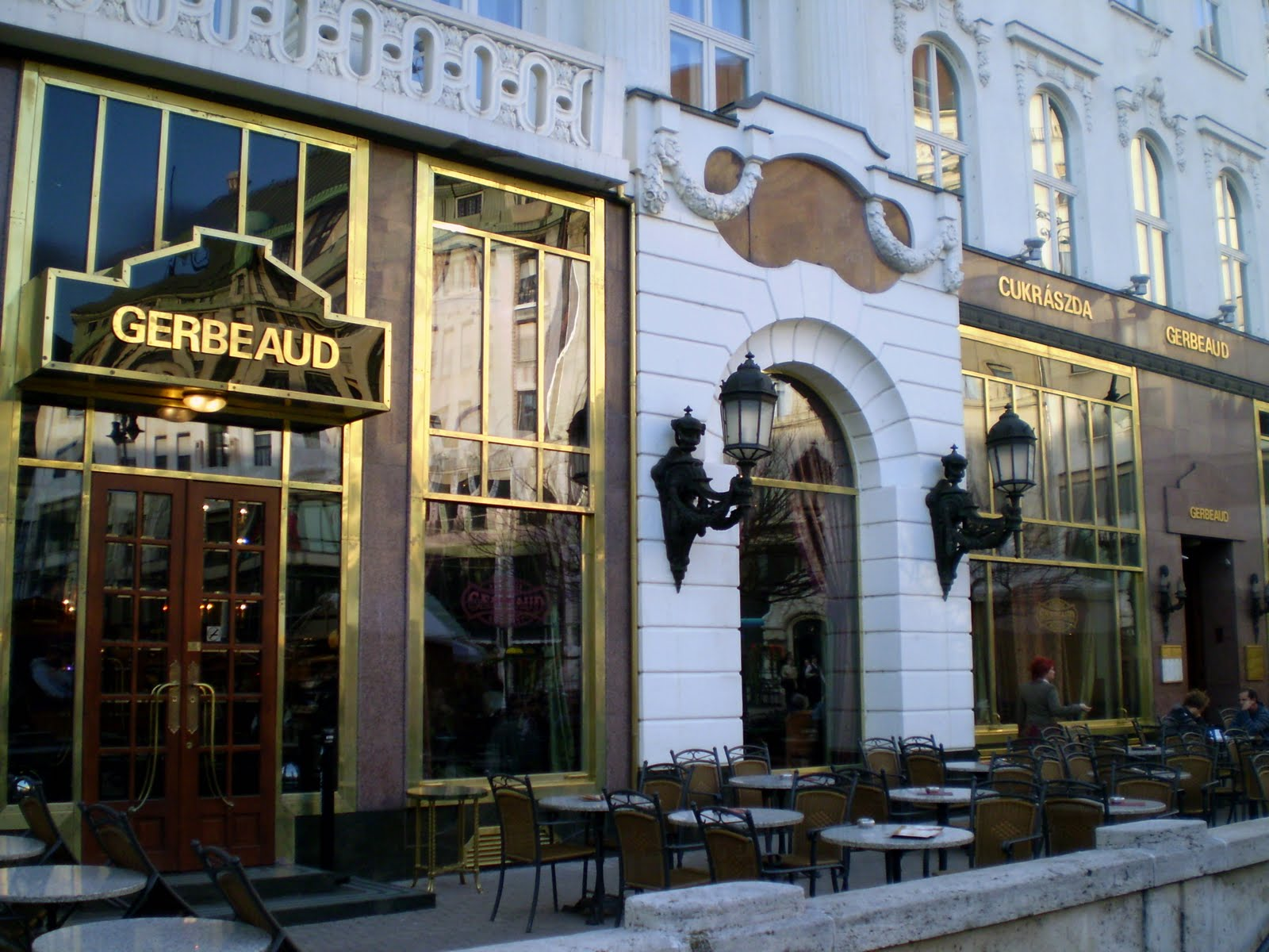 Café Gerbaud