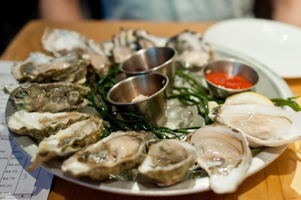 Upstate Oysters