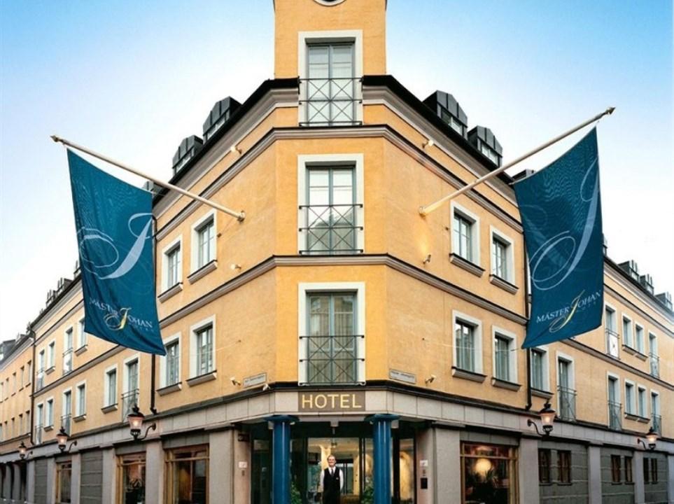 Отель Mäster Johan