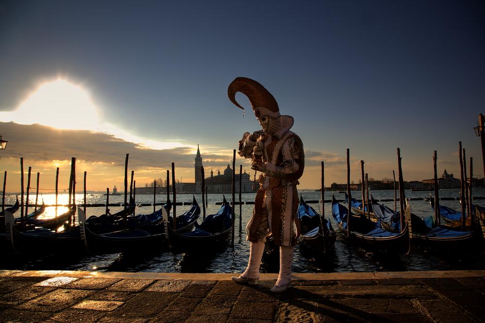 Красота по-венециански: время карнавала