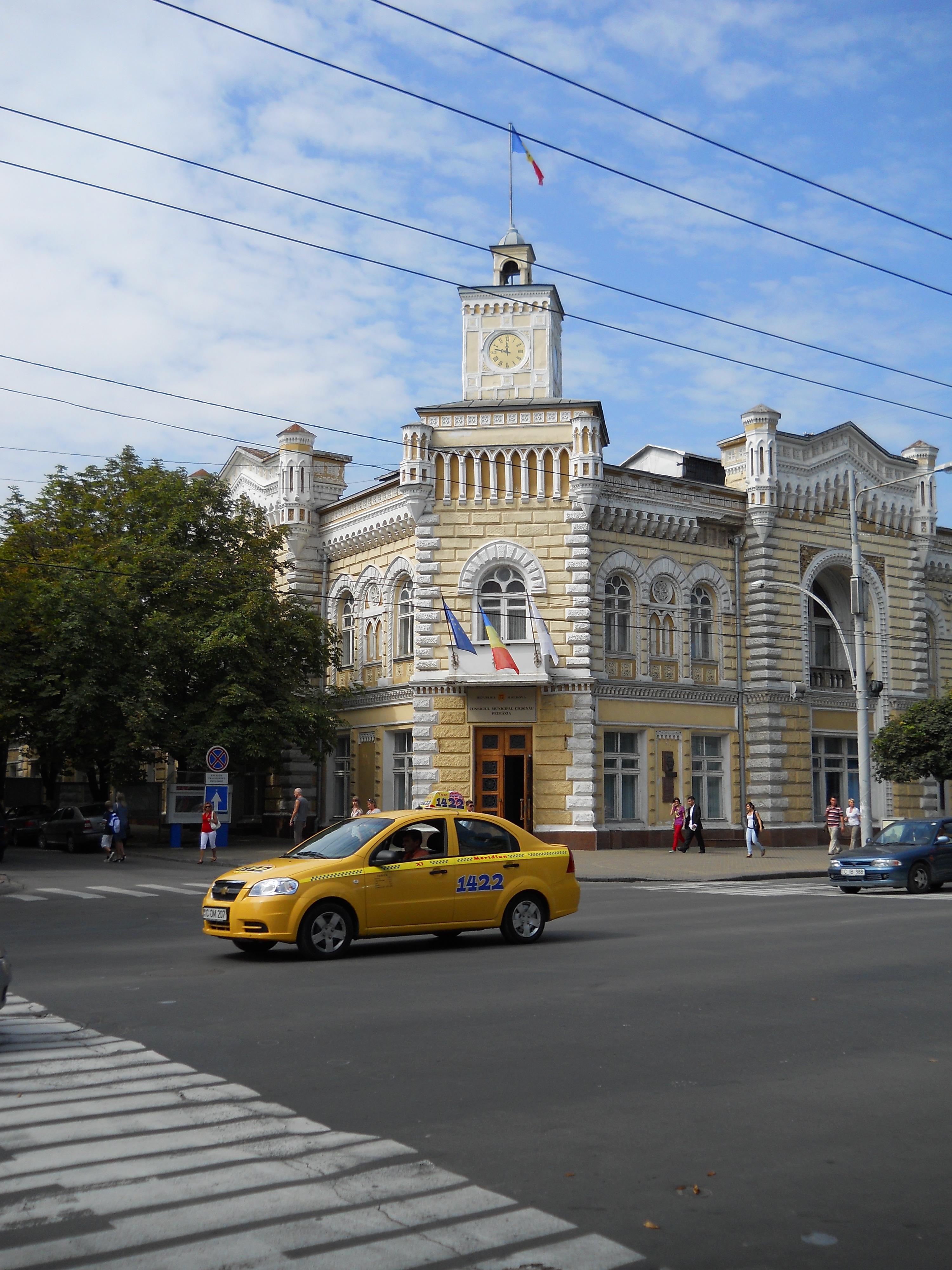 Такси в Кишиневе