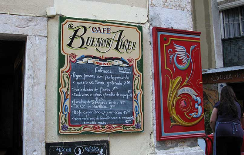 Cafe Buenos Aires