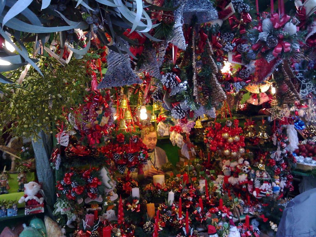 Рождественская ярмарка Санта Лусия
