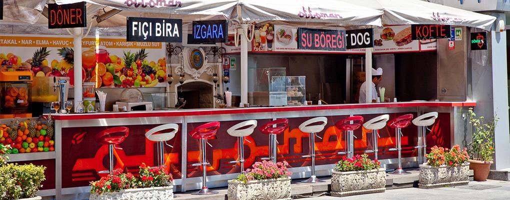 Завтрак по-курдски: где перекусить в Стамбуле