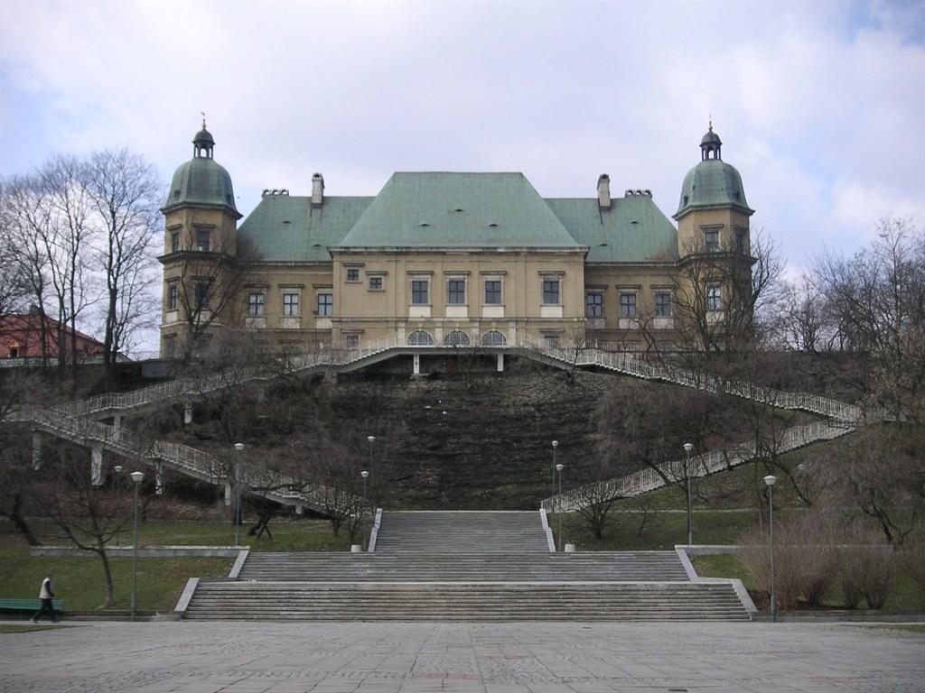 Центр Современного Искусства в Уяздовском замке