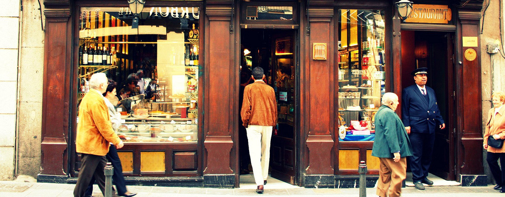 Тапас и паэлья: рестораны Мадрида