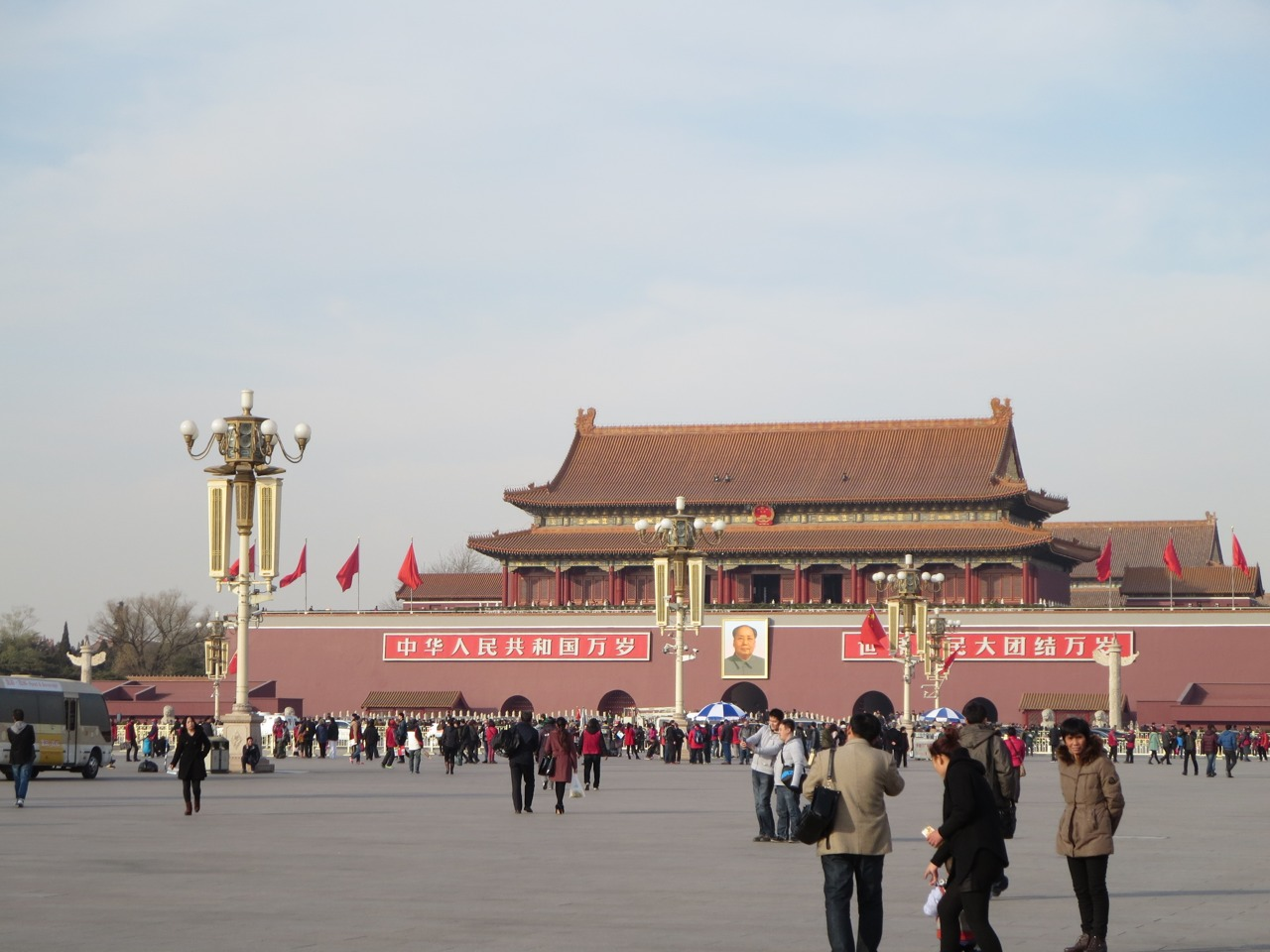 Страна победившего социализма: день в Пекине