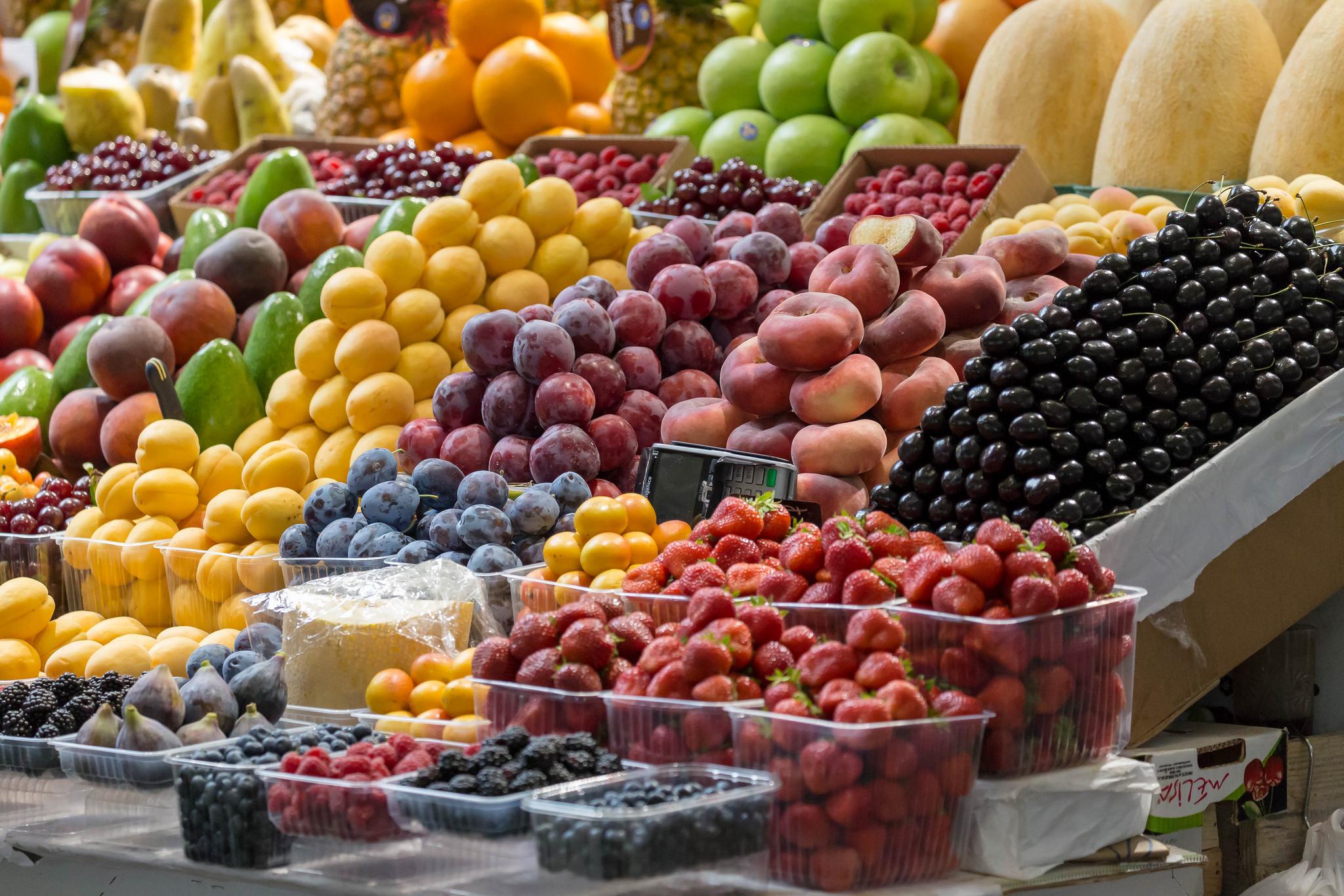 Рынок на Сенной
