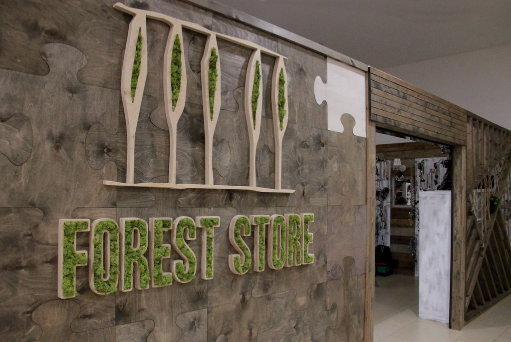 Forest store