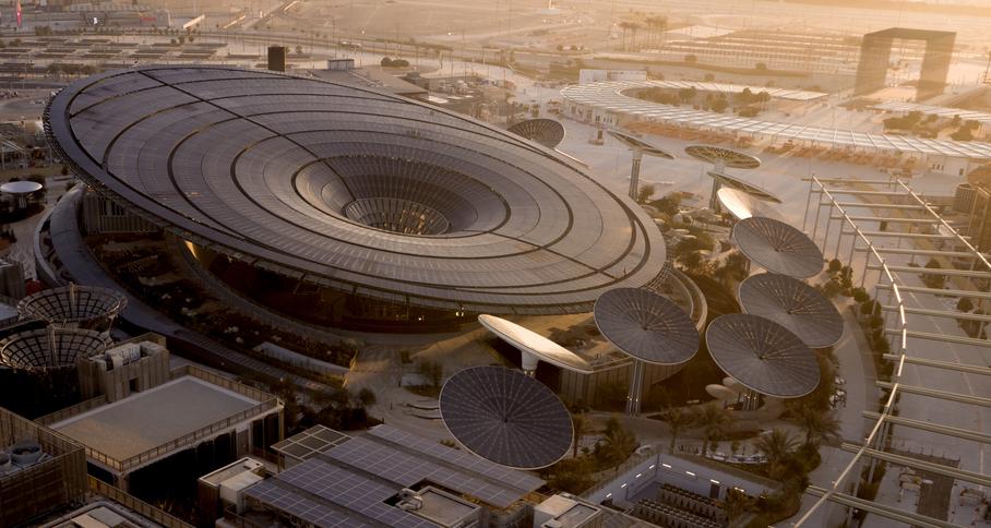 В Дубае стартовала всемирная выставка Expo-2020