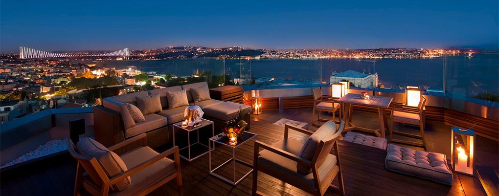 Барный квартал Стамбула