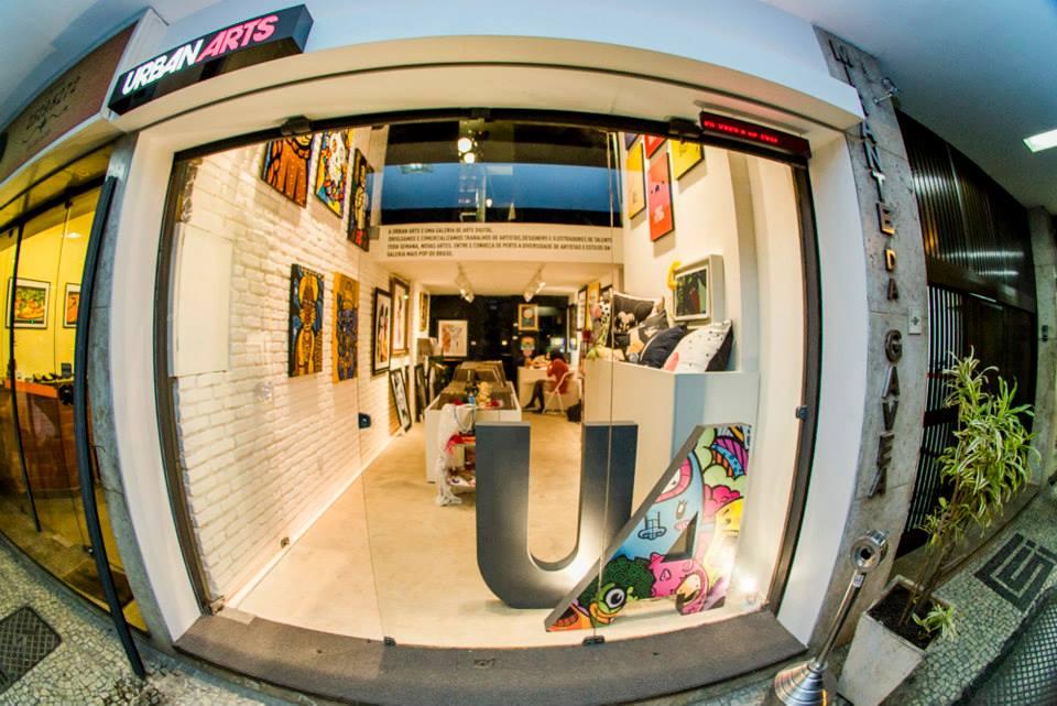 Галерея Urban Arts