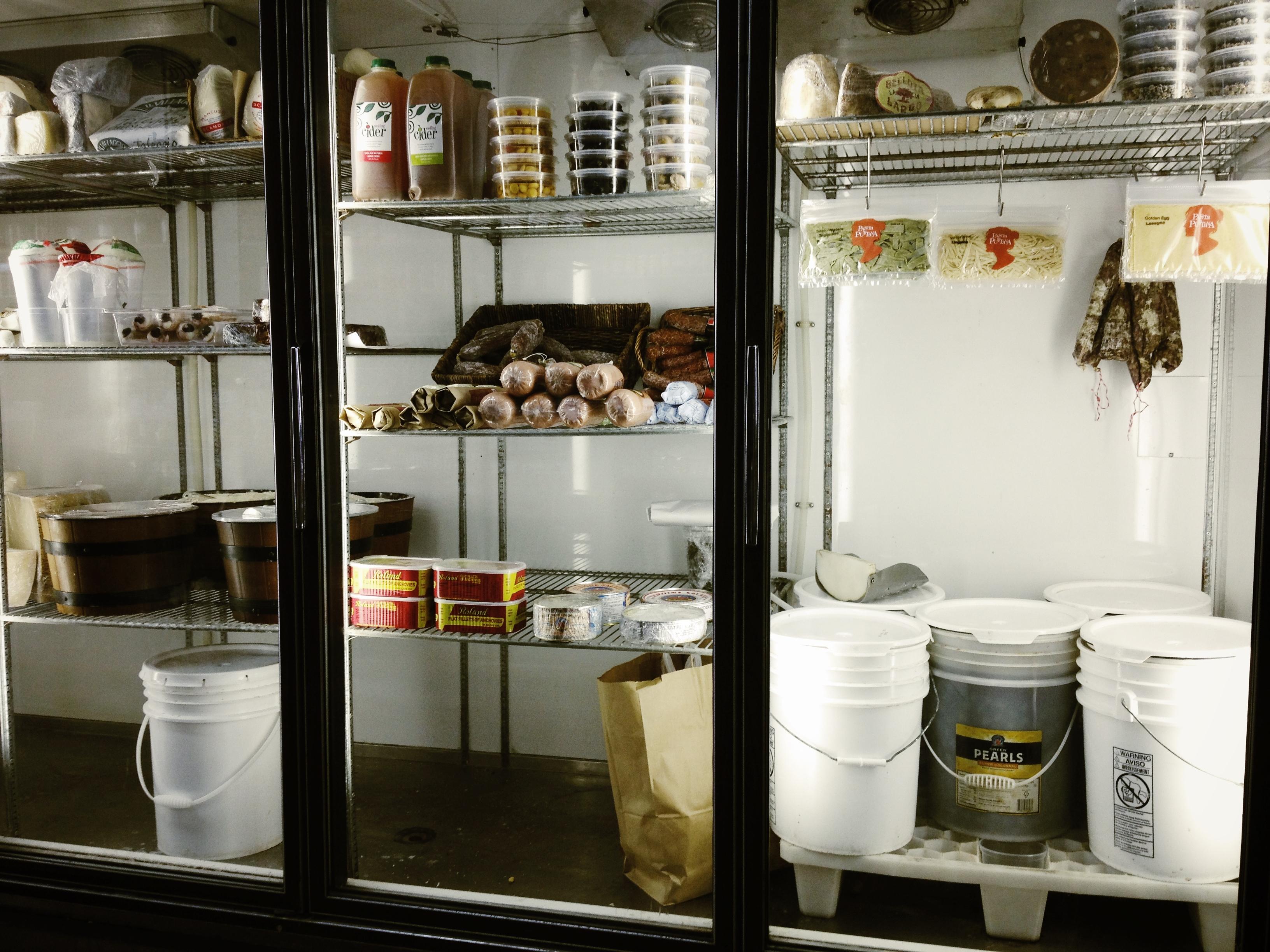 J.P. Graziano Grocery store