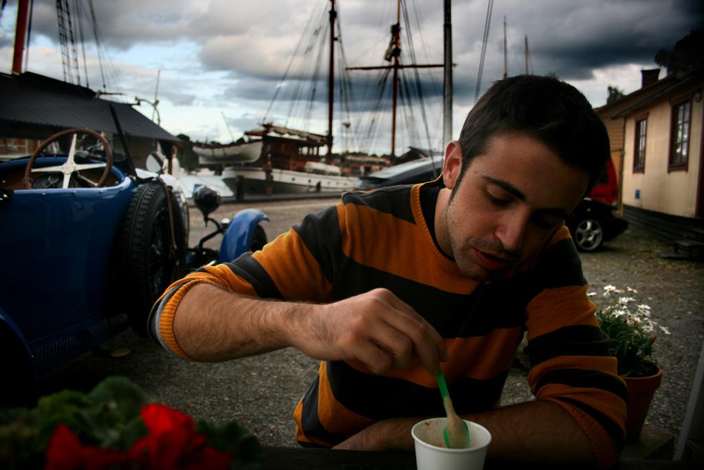 Плюшками балуемся: кофе и выпечка в Стокгольме
