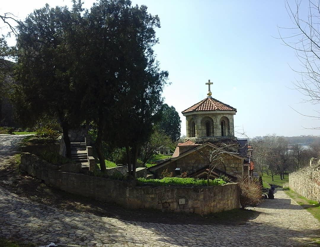 Белградская крепость Калемегдан