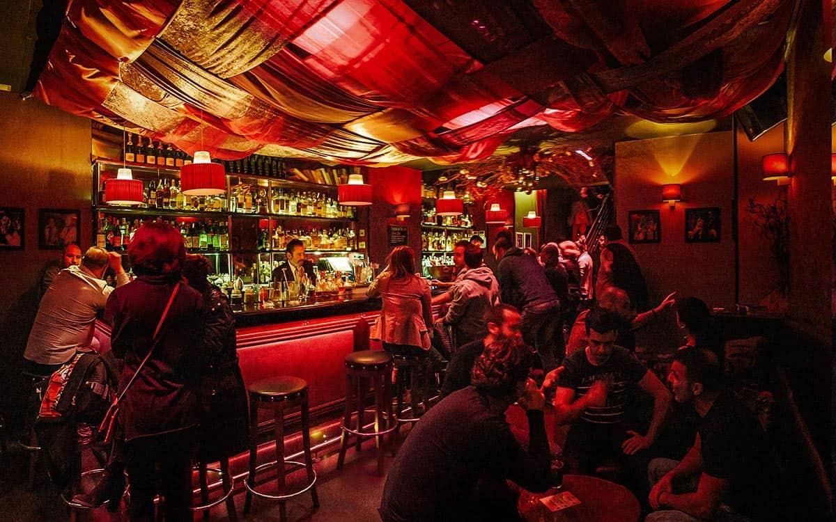 Bar Maumau