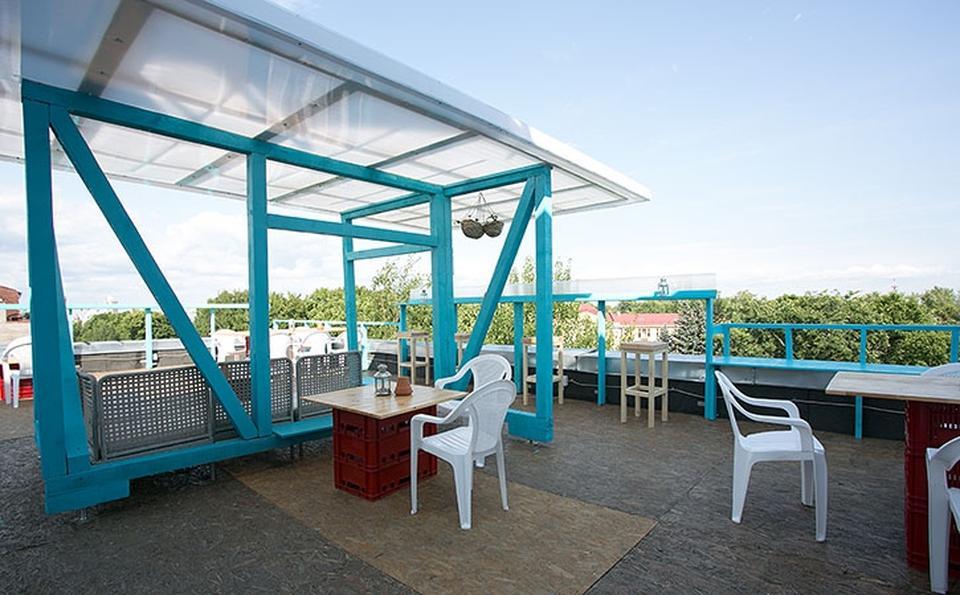 Fabrika - Loft & sky restaurant