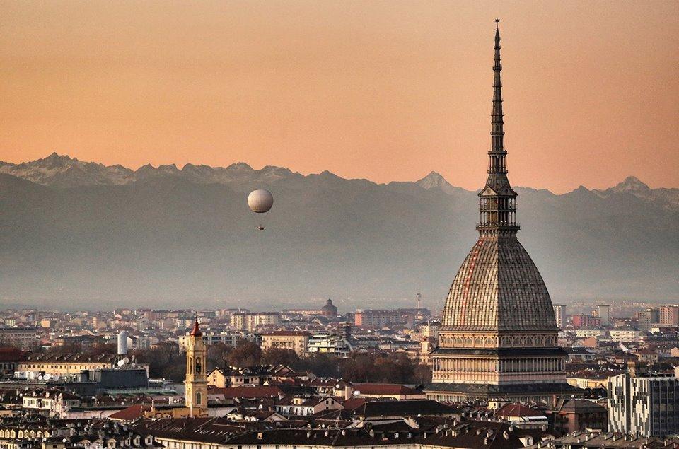 Рынок Балун и Turin Eye