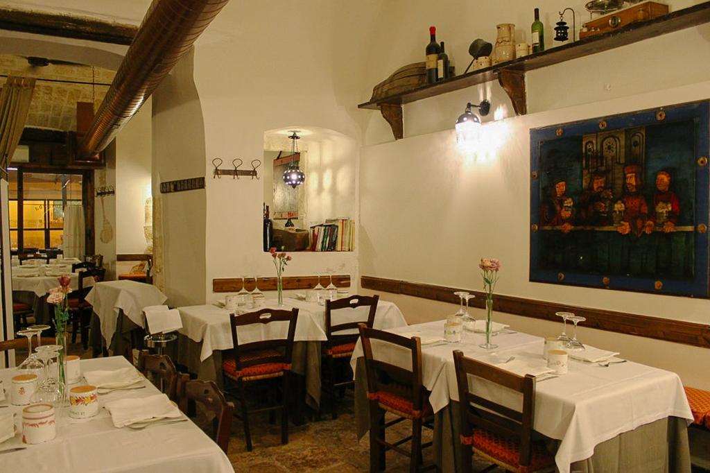 La Battigia, рыбный ресторан