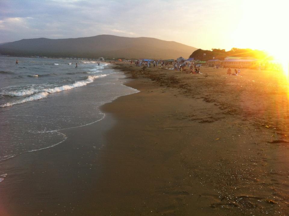 Пляж Шамора