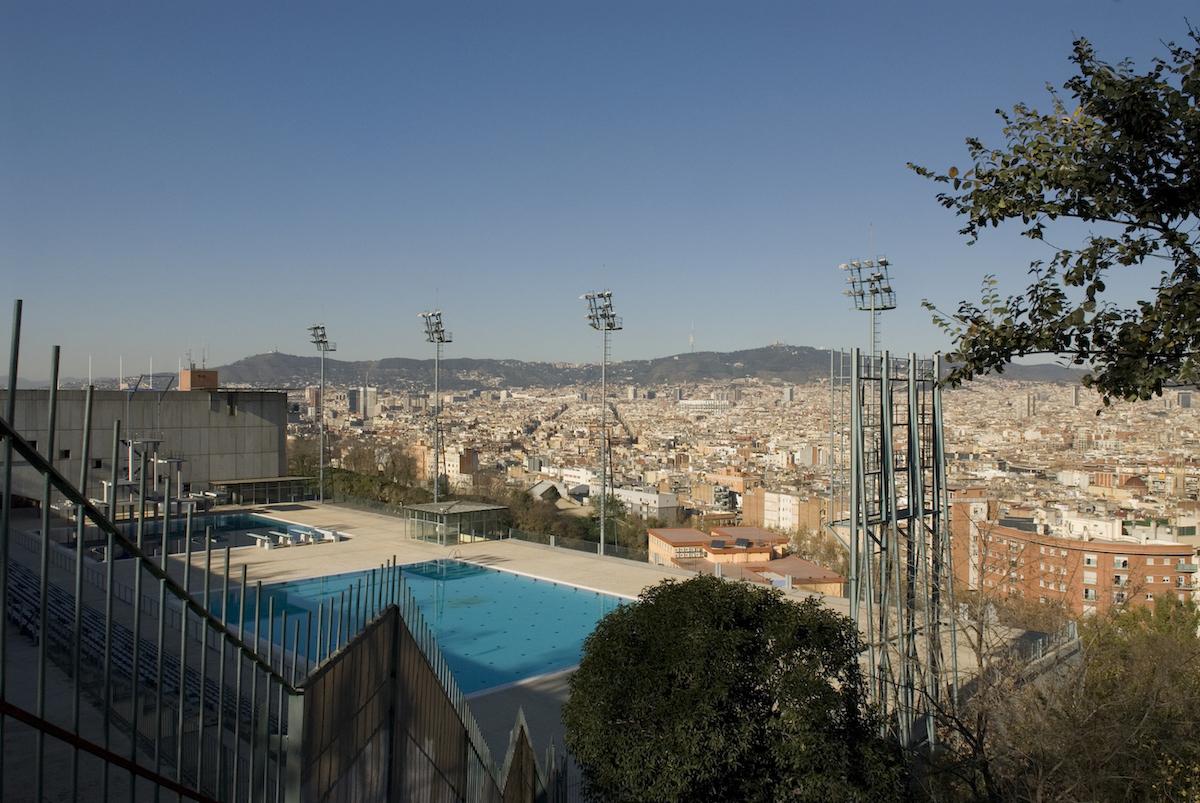 Piscina Municipal de Montjuïc