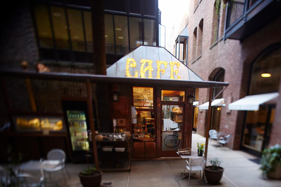 Jackson Place Cafe