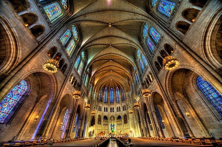 Риверсайдская церковь