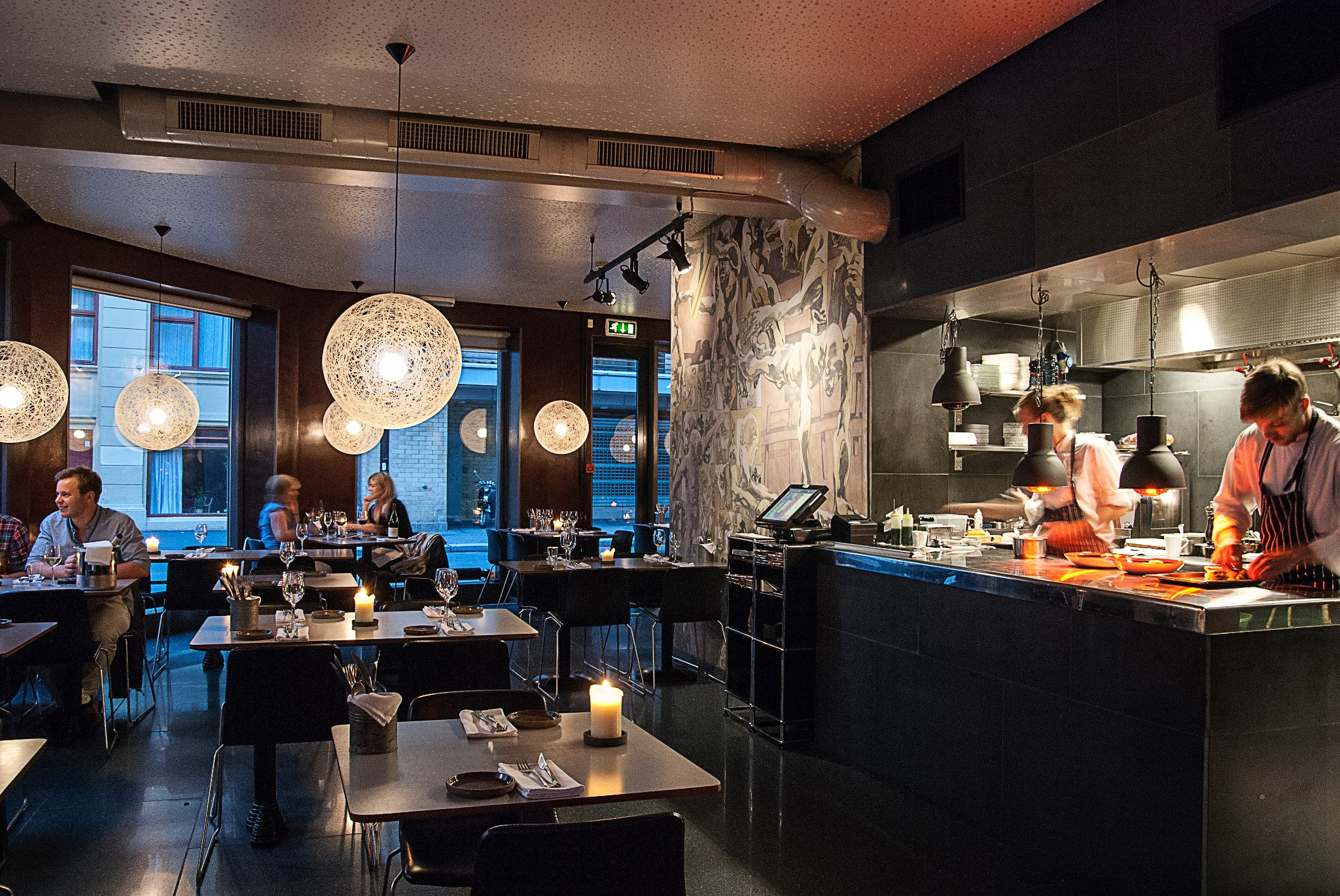 Обед у лучшего шеф-повара в мире: рестораны Осло