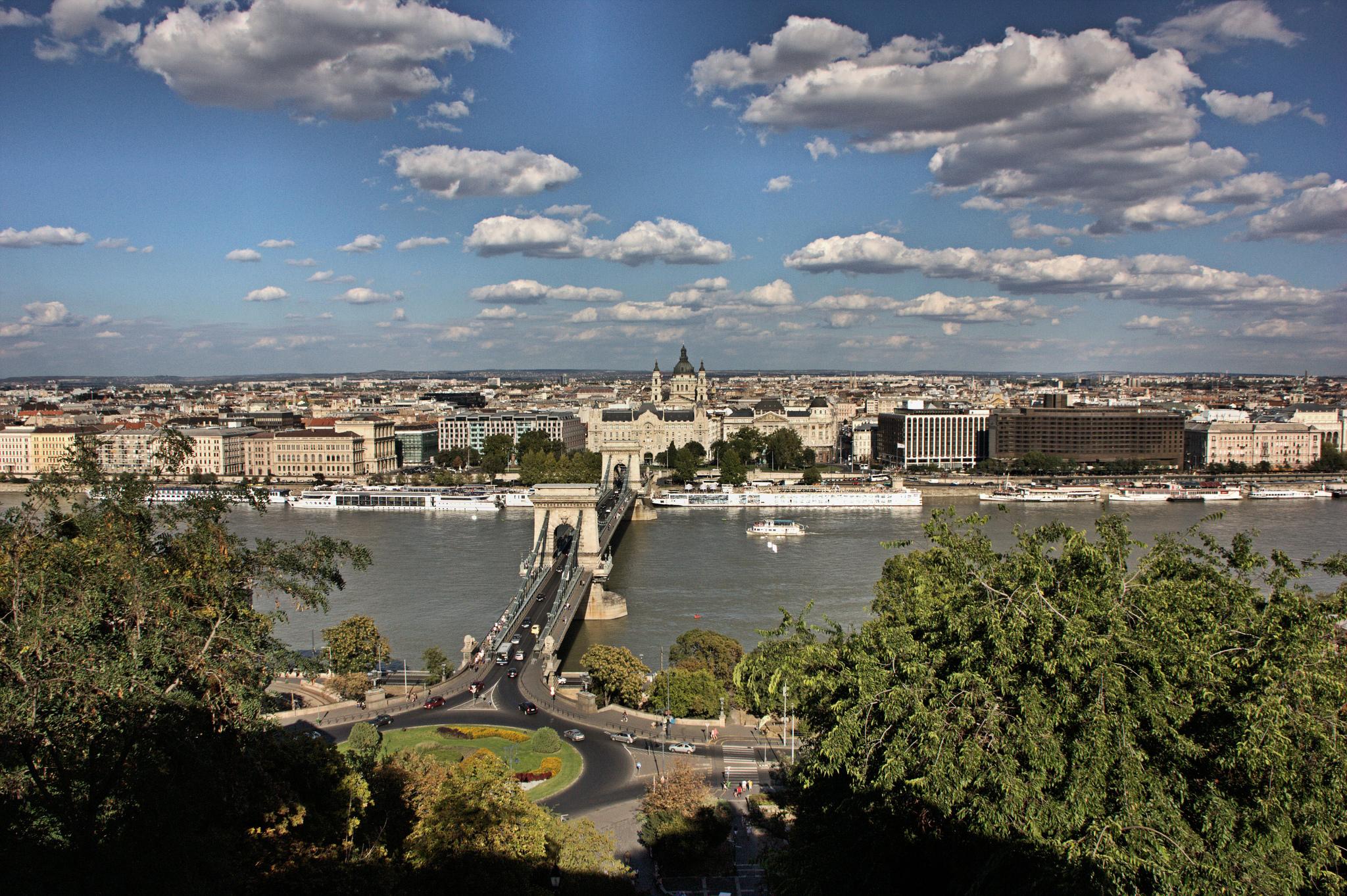 Гастрономический Будапешт