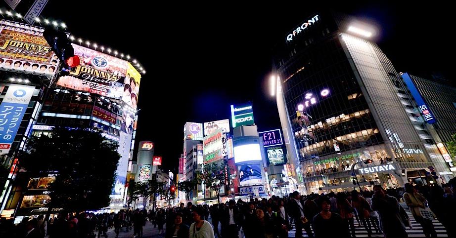 Первый вечер в Токио. Остаться в живых