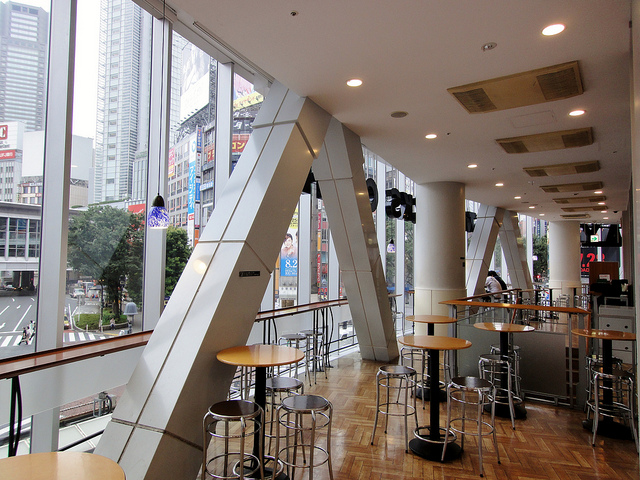 Starbucks Shibuya